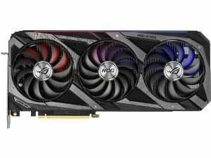 ASUS Rog Strix Geforce RTX 3080 OC показалась на фото