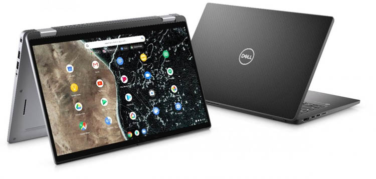 Dell представила хромбук Latitude 7410 Chromebook Enterprise премиум-класса