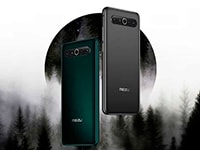 Meizu 17 стал доступен в цветах AG Interstellar Grey и AG Field Green