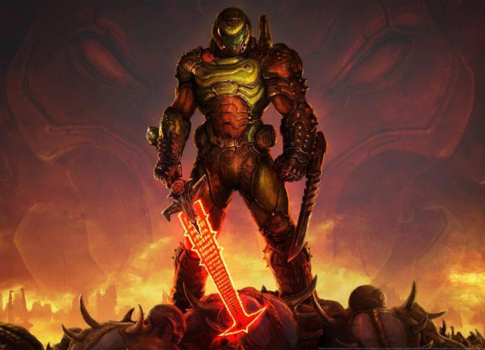 Эксперты разогнали Doom Eternal до 1000 кадров в секунду