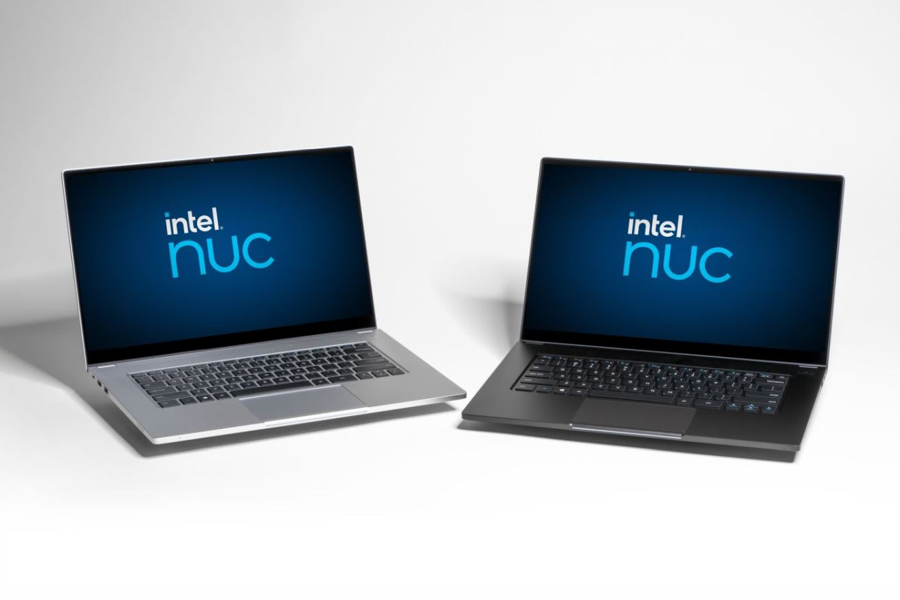 Intel выпустила NUC M15 Laptop Kit
